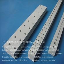 strong and rigid PVC plastic sheet