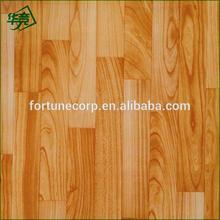 PVC Wooden Linoleum Flooring