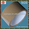 single side wrapping advertising printed box sealing opp packing tape decorative adhesive tape