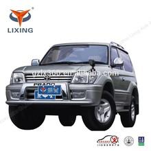 Lixing Car Parts 1995-2002 auto body kit front bumper for Toyota PRADO FJ90