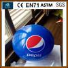 Eco-Friendly promotional inflatable beach ball,pvc beach ball