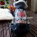 nuevo diseño de venta caliente baratos de alta calidad de la marca nombre navidad ropa para mascotas ropa para perros