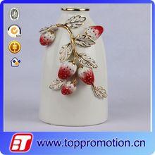 Hot sales home decoration flower vase ceramic