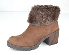 2015 Classic Women Ankle Boot / Sheepskin Snow Boots / Winter Shoes 2015