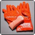 La seguridad del producto, con puntos de pvc guantes de algodón