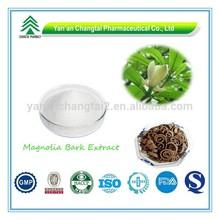 GMP Factory Supply Organic Magnolia Bark Extract
