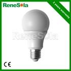 replace 40W incandescent light CE certification 6W E27 led bulb