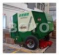 250 kg hay bale poids auto- automotrice hay presse pour l'ensilage ronde