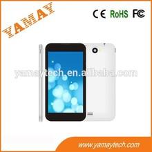 alibaba best sellers 6 inch telefono MTK8312 Dual Core 3G smartphone