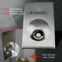 Beer Bottle Opener Fridge Magnet,Metal Fridge Magnet