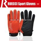 fashion breathable outdoor polar fleece gloves