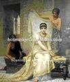 النفط اللوحة الفنية الاستنساخ الايكولوجية-- المذيبات قماش القطن-- بأسعار عالية نظرة