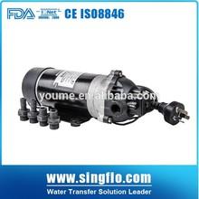 120v High pressure car washing machine DP-160S 5.5L/min car wash pumps