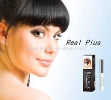 Permanent eyelash growth serum REAL PLUS Eyelash Enhancer /Improving the overall lash appearance fuller eyelashes