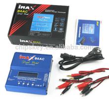 iMAX B6AC Dual Power 50Watts 1S-6S LiPo, Li-Ion, LiFe, NiCd, NiMh AC/DC Balancing Battery Charger