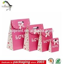 Custom Fancy Sugar Packaging Bag In Gift Paper Bags