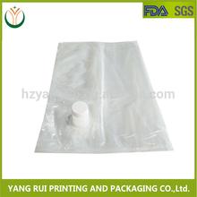Food Grade Oil Bag In Box With Dispenser 20 Liter Packaging