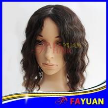 Best selling peruvian 100 percent human hair wigs