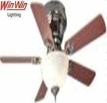 Quiet bedroom lamp living room lights ceiling fan light twin with chandelier