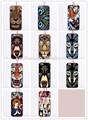 """Animal padrão de leão tigre rei da floresta personalizado impresso hard casos do telefone móvel para o iphone 6 4.7"""" 5.5"""" plus"""