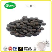 China Manufacturer 50%-98% 5-htp powder; 5htp griffonia simplicifolia extract; 5 htp