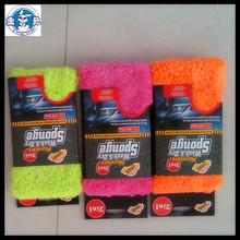 best selling cleaning product cleaning sponge kitchen sponge round polishing sponge