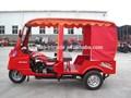 Cina passeggero triciclo per adulti, auto triciclo