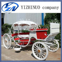 Wedding service equipment supplies wedding horse carriage from China manufacturer