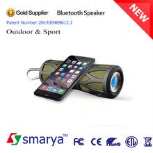 Wholesale portable mini speaker with fm radio usb microSD