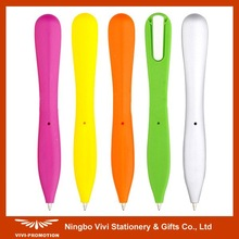 Popular Plastic Bookmark Pen for Promotion (VDP261)