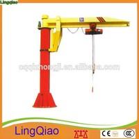 50ton jib crane claw machine for sale in china