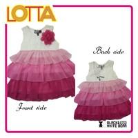 Outlet Big Discount Summer Season Girl Children Dresses
