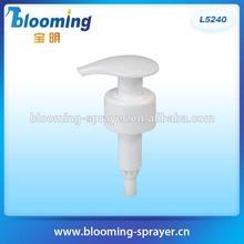 0.2ml plastic material cosmetic use sauce pump
