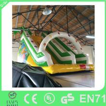 2015 inflatable children play slide,tiger inflatable slides for sale