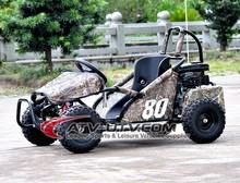 new 2015 mini 80cc gas kids 4-stroke go kart engine starter
