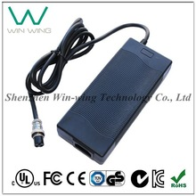 Table Top AC to DC Power Adapter 18V 7A 126W kit for LCD LED CCTV and portable devices
