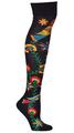 2015 trendy benutzerdefinierte design bunten über kniestrümpfe Teenager-Mädchen nylon baumwolle sexy strümpfe