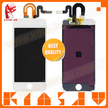 King-Ju High quality For apple ipod touch 5 mobile phone screen,For ipod 5 lcd glass assembly