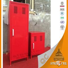 süper kalite tek kapı düşük metal odası mobilya ikea metal raflar