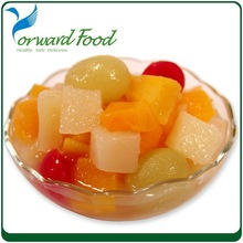 export health certificate food canned mixed fruit