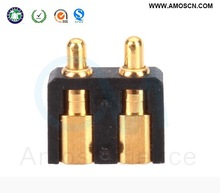 2 Pin Pogo Pin Connector,2/2.54/3mm or special pitch