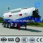 3 axle bulk cement tanker semi-trailer