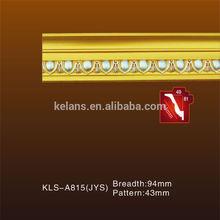 Broader Hardness A815JYS Interior Corner Ceiling Decorate Interior Moulding