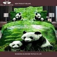 100% cotton 3d printed wholesale 3D bed sheet