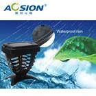 Solar Panel Bug Pest Killer mosquito Fly insect Zapper Catcher Trap/Garden Light
