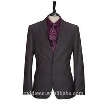 Inteligente novo homens modelos casaco calça terno projetos uniformes escritório para escritório mens desgaste formal