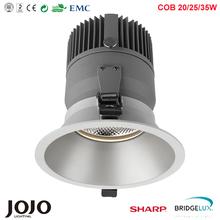 30w warm white 220v embeded led ceiling light for hotel