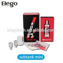 2015 Latest Authentic E Cigarette Kangertech Subtank Mini with 4.5ml Tank Huge Vapor Atomizer in Stock