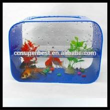 wall mount clear acrylic aquarium fish tank