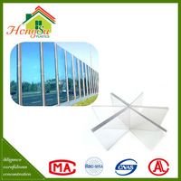 New design Sound insulation carports garages with polycarbonate roof